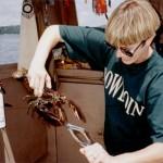 Denise Banding The Lobstah